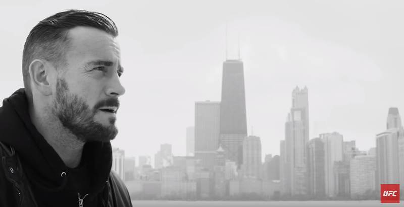 CM Punk Details The Exchange He Had With Nate Diaz