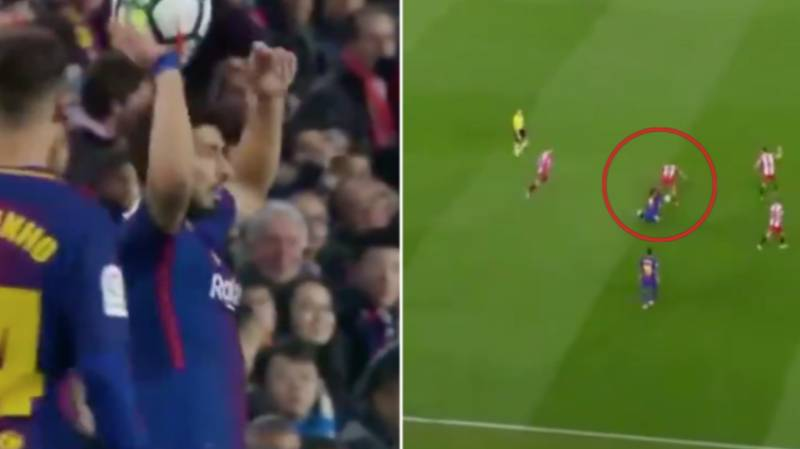 Luis Suarez Once Spent Five Minutes Trying To Get A Yellow Card