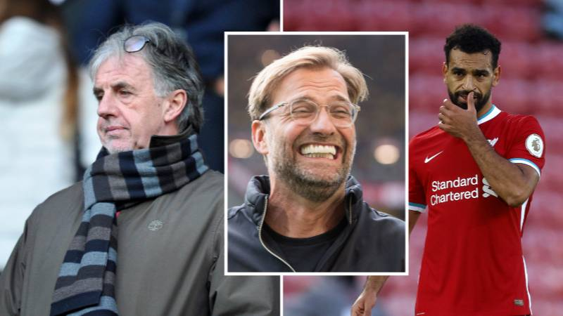 Mark Lawrenson Finally Predicts Liverpool To Lose Premier League Fixture, Ending 1,638 Day Streak