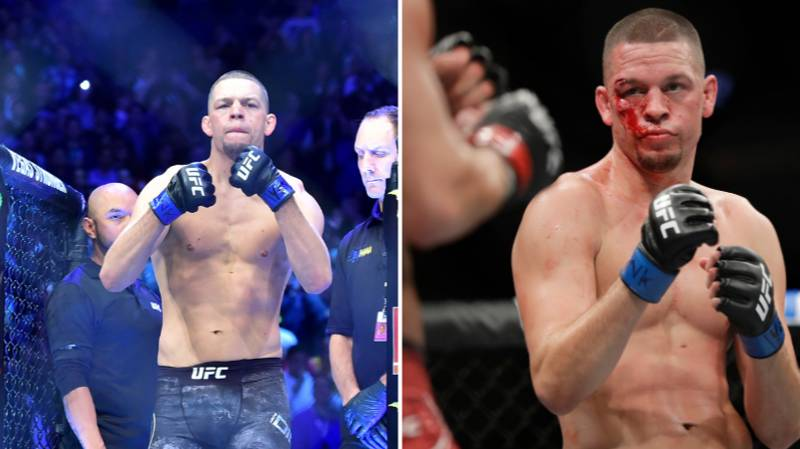 Nate Diaz Denies That He's Retired From UFC After Social Media Post