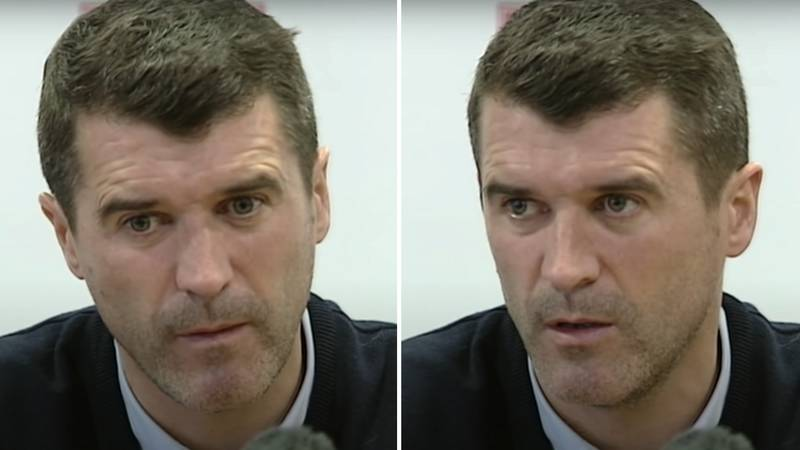 When Roy Keane Stared Out A Reporter And Ripped Him Apart For Letting His Phone Ring In Press Conference