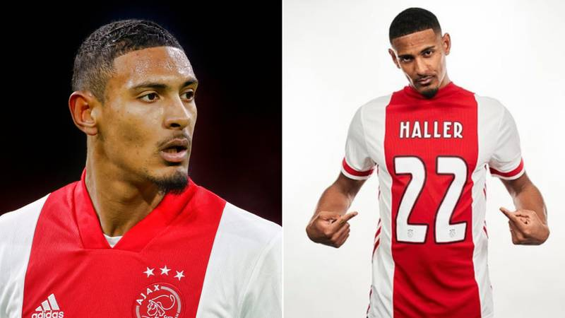 Ajax's Record Signing Sebastien Haller Has Mistakenly Been Left OUT Of Their UEFA Europa League Squad