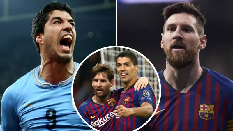 Luis Suarez Reveals The One Thing That Would Make Lionel Messi Stay At Barcelona