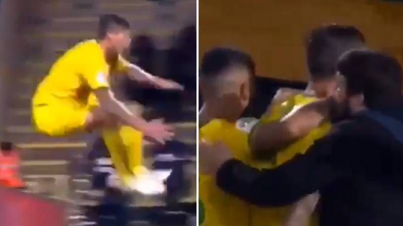 Emiliano Sala's Final Goal And Passionate Celebration Is Emotional