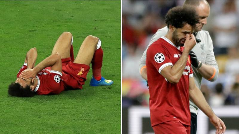 Mo Salah Couldn't Bring Himself To Watch Rest Of Champions League Final