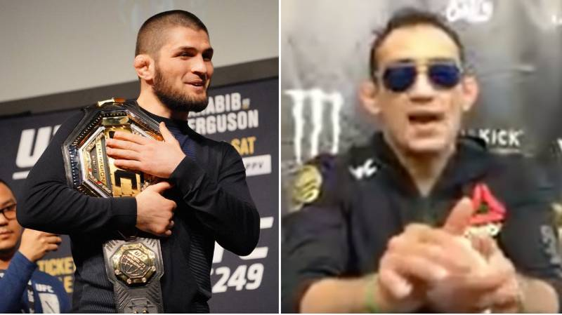 Tony Ferguson Calls Out Two UFC Stars To Earn Shot Against Khabib Nurmagomedov