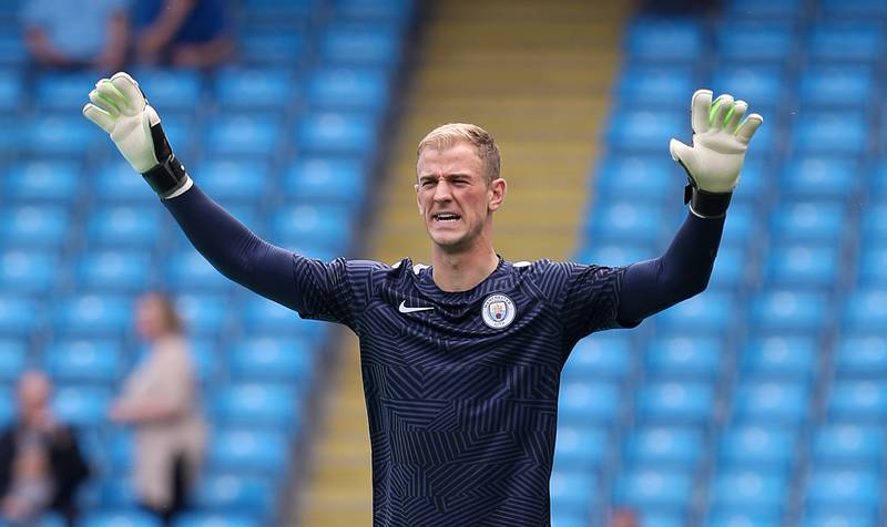 Man City Willing To Let Joe Hart Leave On The Cheap
