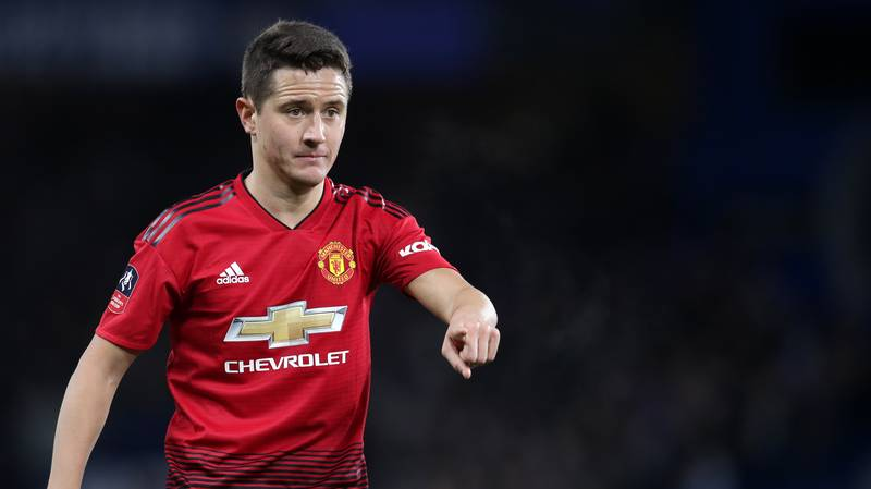 Ander Herrera Agrees Terms With PSG Despite Athletic Bilbao Offer