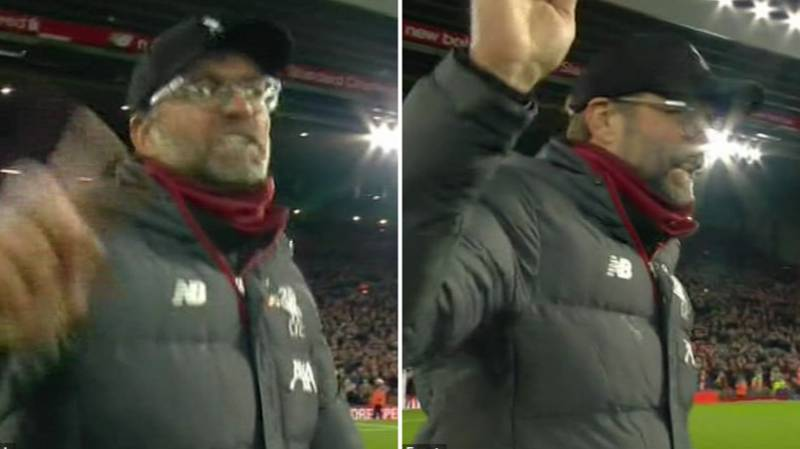 Jurgen Klopp Refuses To Do Trademark Celebration Claiming 'I'm Not A Clown'