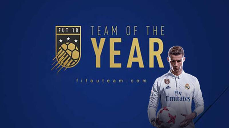 Fans Aren't Happy One Player Was Left Out Of FIFA 18's TOTY
