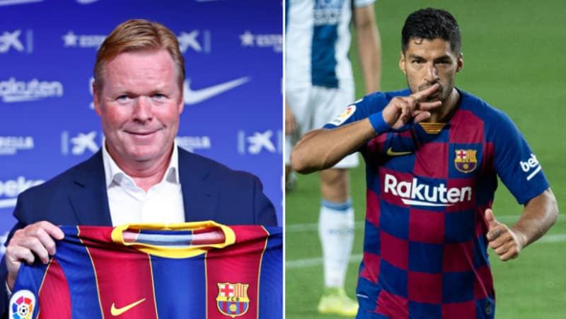 Ronald Koeman Makes Honest Admission About Luis Suarez Transfer Saga