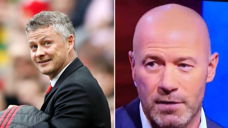 "Alan Shearer Says ""Manchester United Are F**ked"" On Live TV"