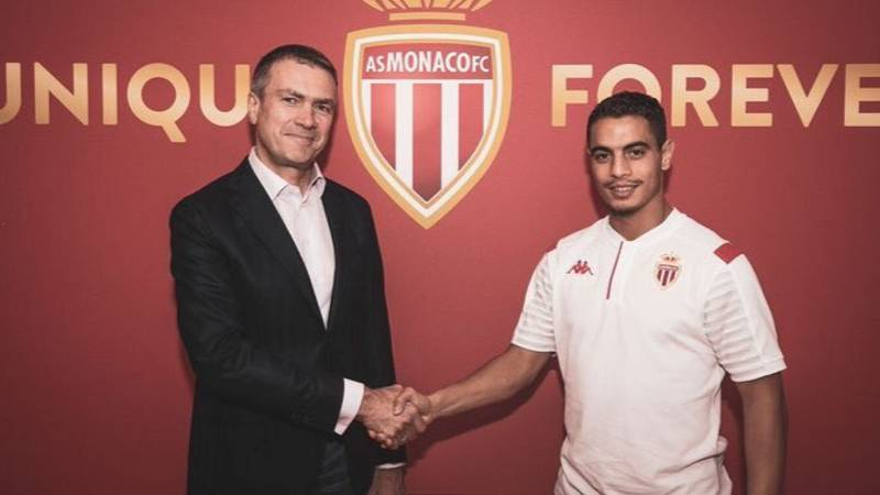 Wissam Ben Yedder Completes £37 Million Move To AS Monaco From Sevilla