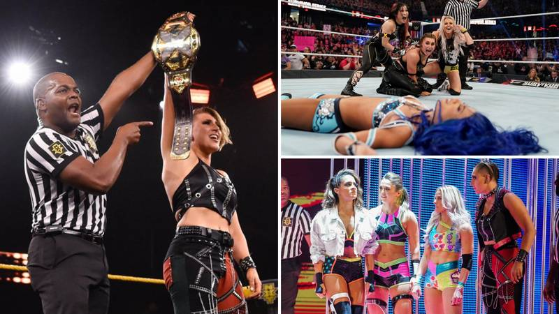 Rhea Ripley Admits She Was 'Gobsmacked' By Her Incredible WWE Success In 2019