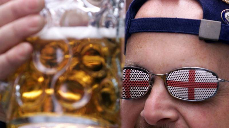 Football Fans Will Be Able To Buy Pints Of Beer For 87p At The World Cup