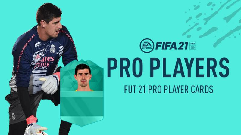 Thibaut Courtois Hits Out At EA Sports Over 99-Rated Pro Player Card On FIFA 21