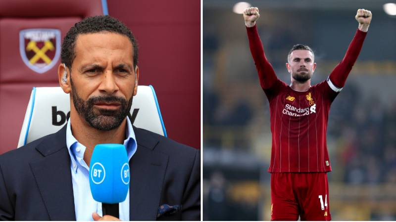 Rio Ferdinand Picks His Favourites For The PFA Player Of The Year Award