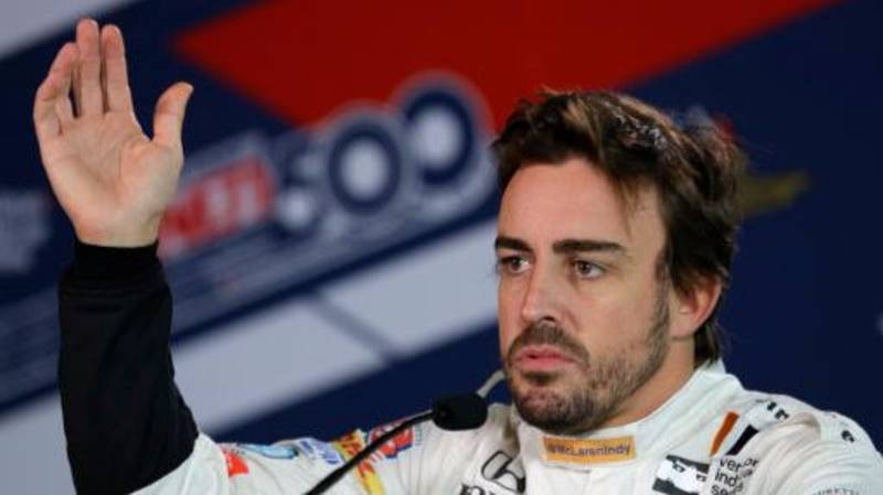 Former Indy 500 Winner Warns Fernando Alonso About Possible Setback