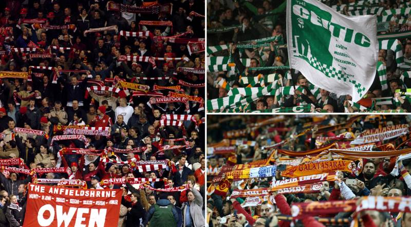 The 30 Greatest Stadium Atmospheres In World Football Have Been Named