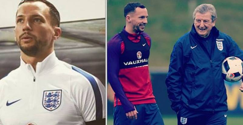 England Fans Are Furious With Roy Hodgson For Axing Danny Drinkwater