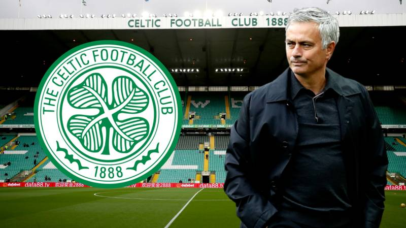 Former Manchester United Manager Jose Mourinho 'Offered Celtic Job'