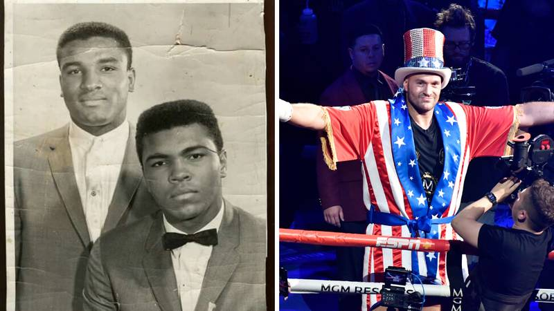 EXCLUSIVE: Muhammad Ali's Brother Responds To Claims Comparing Tyson Fury To Ali
