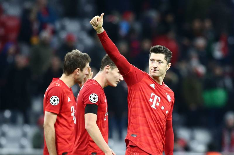 Red Star Belgrade vs Bayern Munich: Live Stream And TV Channel For Champions League Clash