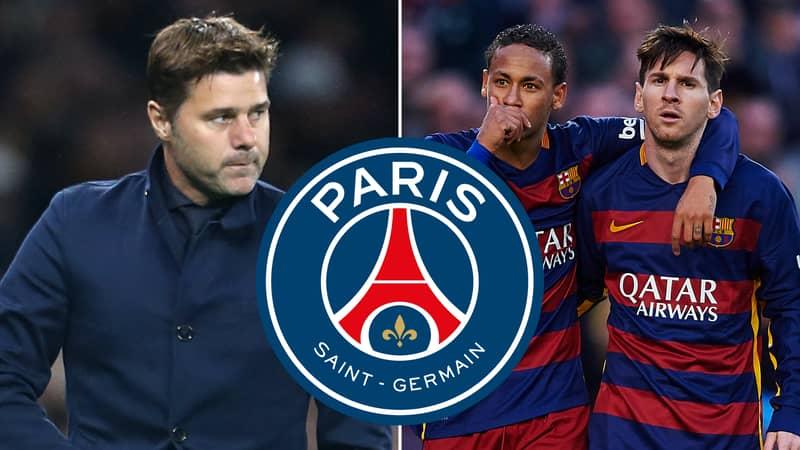Mauricio Pochettino 'Will Reunite' Lionel Messi And Neymar At Paris Saint-Germain