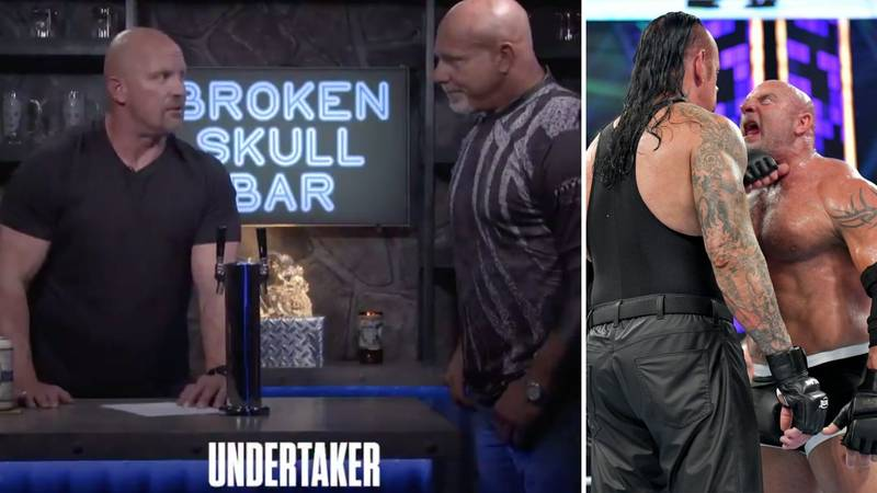 Goldberg Wants A Rematch With The Undertaker After Disastrous Match At WWE Super ShowDown