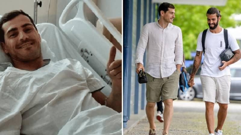 Iker Casillas Returns To FC Porto Pre-Season Duty Two Months On From Heart Attack