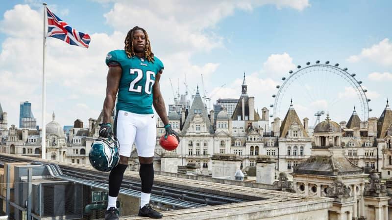 British NFL Star Jay Ajayi Hopeful Of Permanent London Move