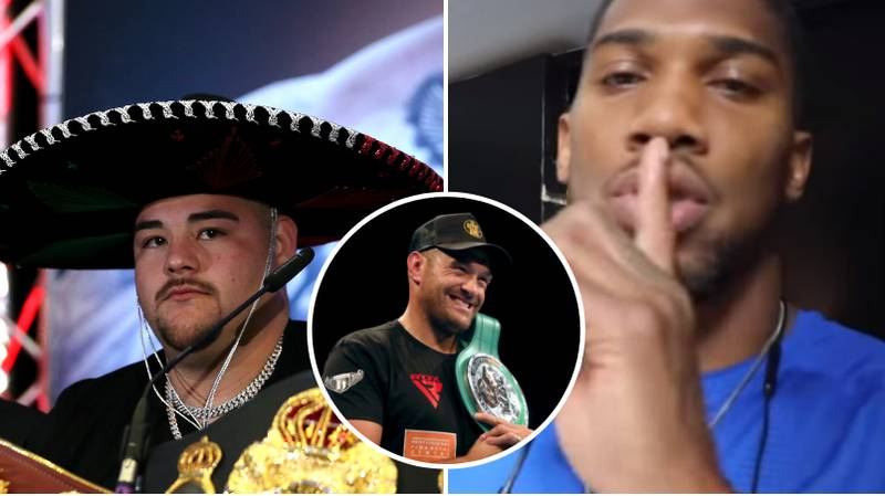 Anthony Joshua Responds To Tyson Fury Telling Him To Retire