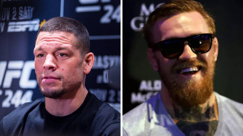 Nate Diaz Seems To Take Credit For Conor McGregor's UFC Return