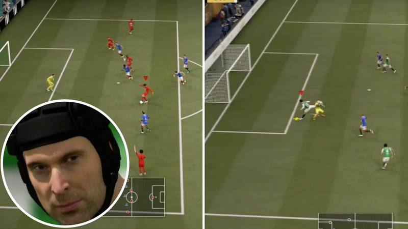 FIFA 21 Player Astonishingly Hits 500-Goal Milestone On Ultimate Team Rivals Using Icon Petr Cech