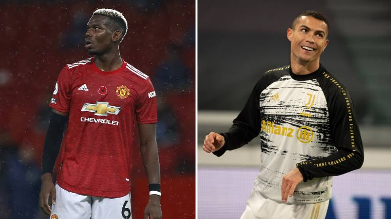 Cristiano Ronaldo And Paul Pogba Could Be Involved In Incredible Summer Swap Deal
