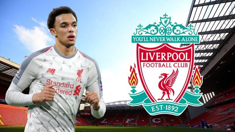 Liverpool's Trent Alexander-Arnold Voted The Best Right-Back In World Football