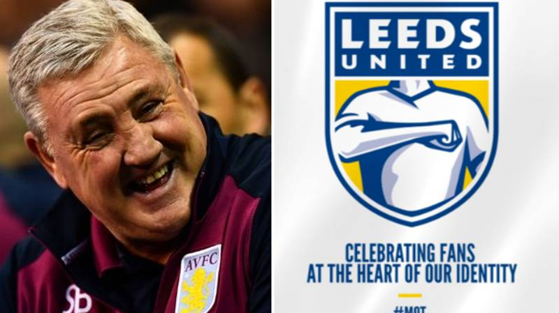 Villa Savagely Troll Leeds Over Ridiculous New Badge With Brilliant Pro Evo Banter