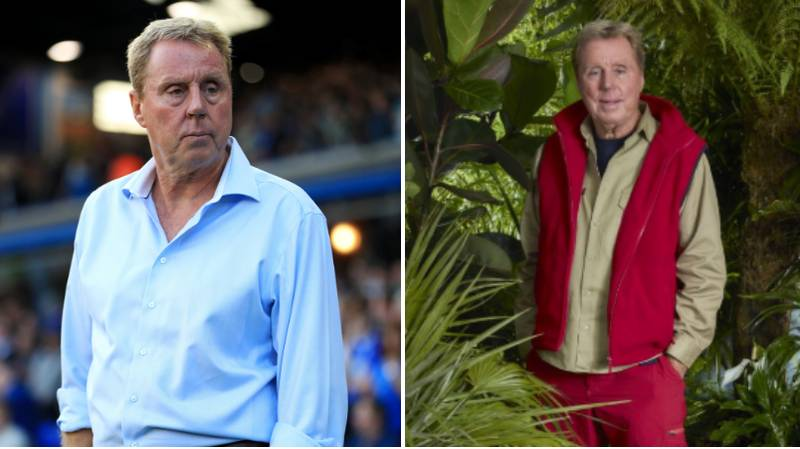 Harry Redknapp's Real Name Isn't Actually Harry Redknapp