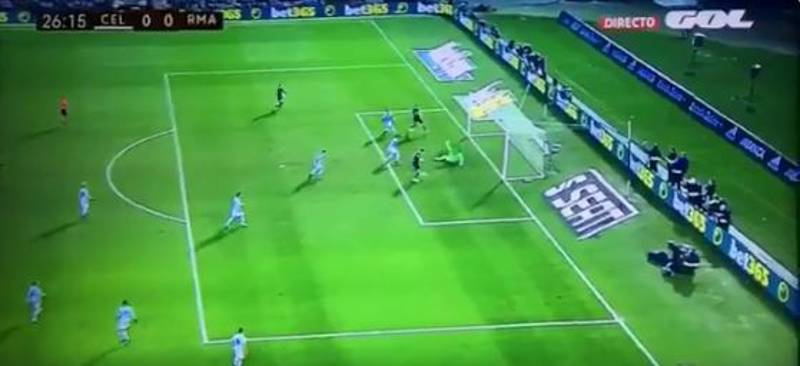 WATCH: Cristiano Ronaldo Somehow Misses A Three Yard Sitter