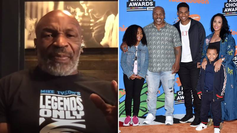Mike Tyson's Family Had A Hilarious Response To His Boxing Comeback At 54-Years-Old