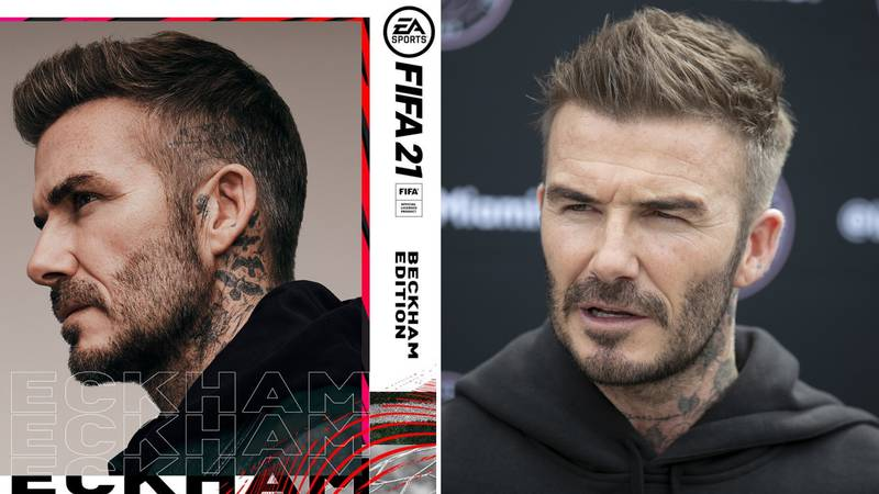 David Beckham's Current-Gen FIFA 21 Face Looks WORSE Than The One Used On Last-Gen Consoles