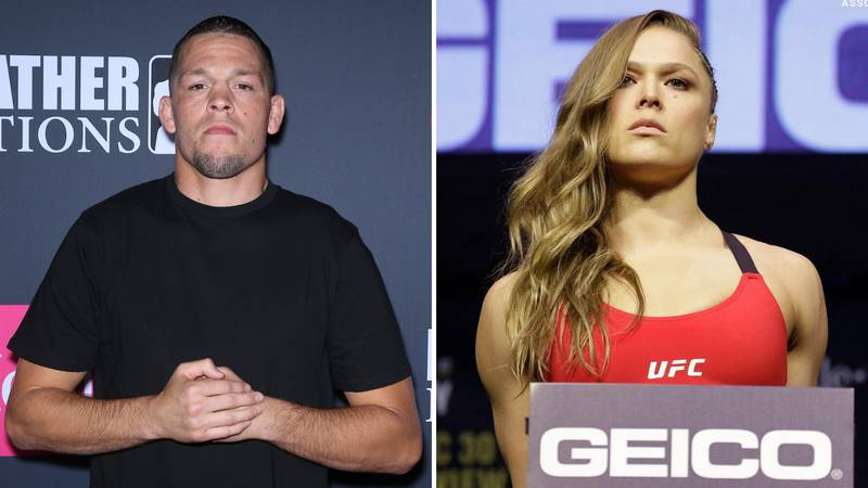 Ronda Rousey Reacts To Nate Diaz's Alleged 'Doping' Scandal Ahead Of UFC 244
