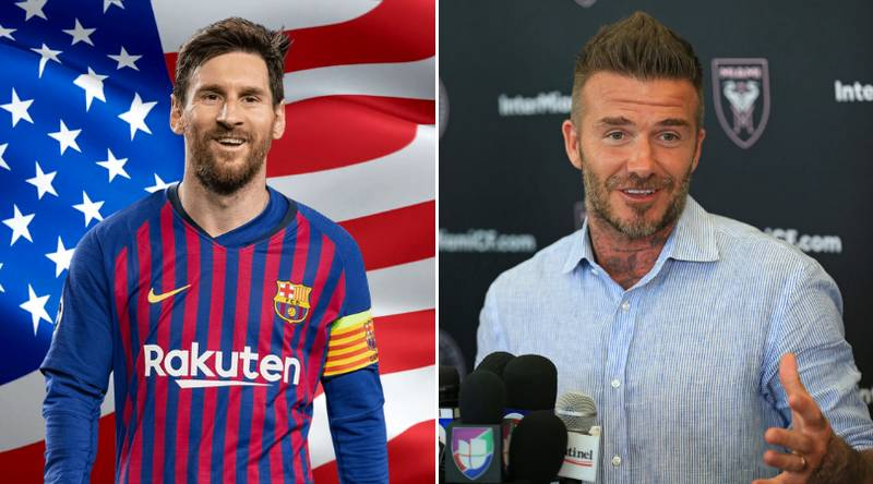 Lionel Messi Is 'Considering' MLS Move Amid Barcelona Wanting To Offer Him A Lifetime Contract