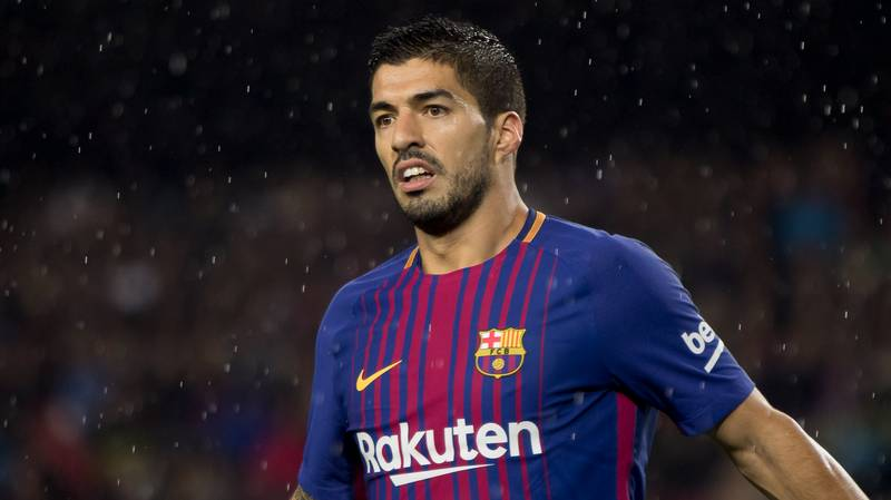 Luis Suarez Explains Why He Had A Go At A Teammate