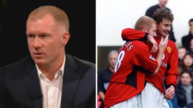 Ole Gunnar Solskjaer Appears To Have Taken Paul Scholes Transfer Advice On Board