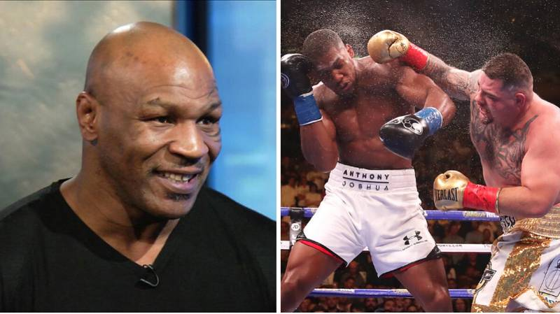 Mike Tyson Gives Advice To Anthony Joshua Ahead Of Andy Ruiz Jr Rematch