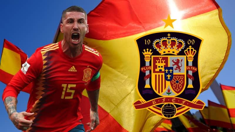 Sergio Ramos Ranks Top Of UEFA's Best International Player Of The Season