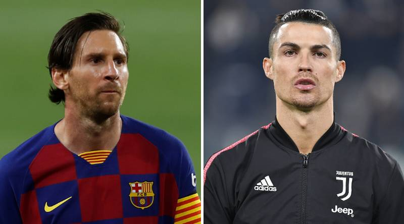 Piers Morgan Calls Cristiano Ronaldo Better Than Lionel Messi Because He Challenges Himself