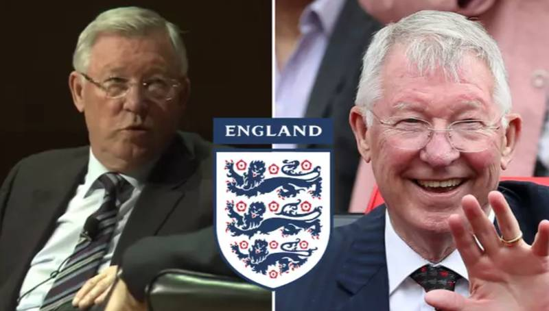 Sir Alex Ferguson's Response To Being Offered The England Job Is Brilliant