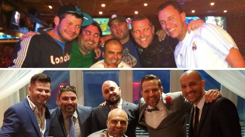 Six Guys Who Randomly Met In FIFA 08 Pro Clubs Lobby Are Now Friends For Life